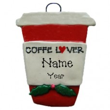 Cofee Cup Ornament