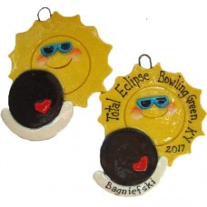 *Eclipse Ornament