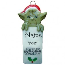 *Star Wars Yoda Ornament