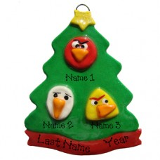 SALE*.....Angry Bird Family or group of 3