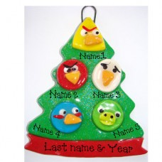 SALE*.....Angry Bird Family or group of 5