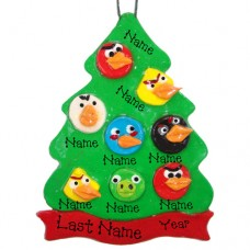 SALE*.....Angry Bird Family or group of 8
