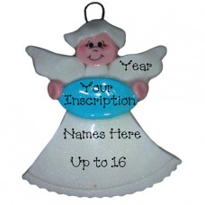 SALE*.....Family Angel Ornament